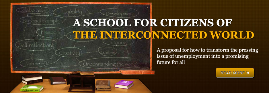 A School for Citizens of the Interconnected World