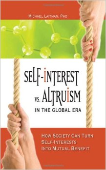 self-interest vs altruism